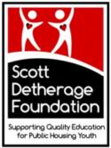 Scott Detherage Foundation Logo
